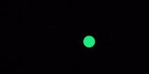 暗闇で光る蓄光テープ