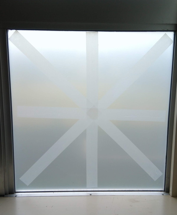 窓 ガラス ダンボール
